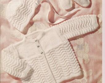 Baby pattern knitting classics