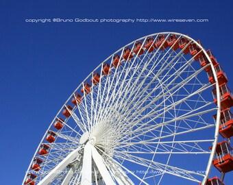 Ferris Wheel - Chicago, IL  2009