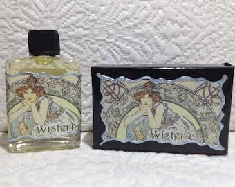 Wisteria Perfume Oil