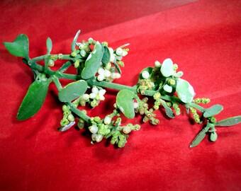 Mistletoe Scented Soy Travel Tin Candle, 6 oz