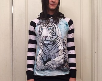 White Tiger Sweetshirt