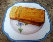 Perfectly Paleo Mouthwatering Lemon Pound Cake Loaf - Made When Ordered by me - FREE SHIPPING