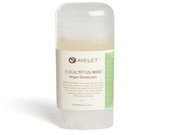 Eucalyptus Mint Vegan Deodorant - 2.5 oz