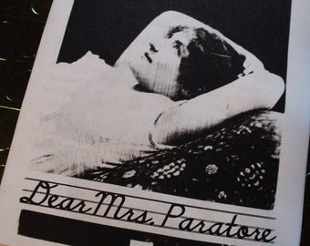 Dear Mrs. Paratore Issue #7-- A Nostalgia Zine