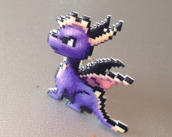 spyro the dragon pin