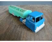1950 Midget Toy Oil Co. Truck - Die Cast Truck