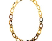 Horn Chain Necklace - Q5245