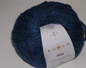 Yarn Clearance -  Rowan Lima Yarn (15 skeins)