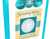 Journaling Within for Teens: 50 Questions to Help You Get to Know Yourself Better - Ebook