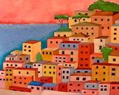 Cinque Terre I Art Print