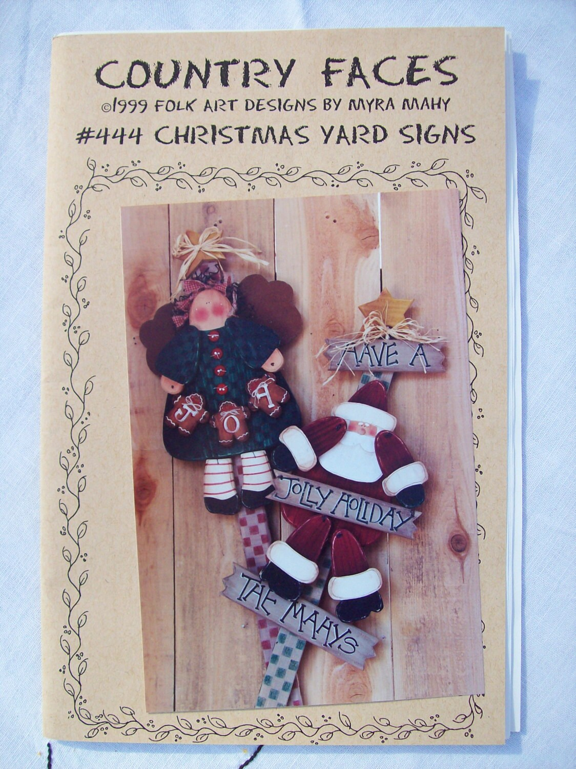 Christmas wood craft pattern christmas yard signs wood by for Christmas yard signs patterns