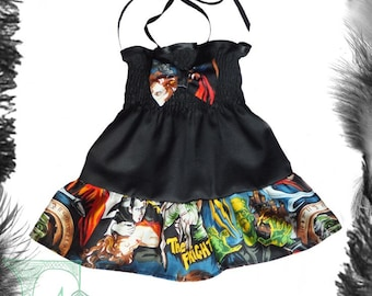 Baby Movie Monsters Summer Dress.