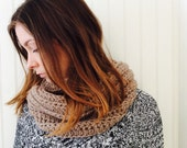 Infinity Scarf /cowl /scarf ( sale )