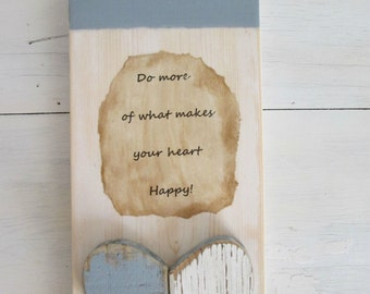 Word art, wall art quote, wood heart, Primitive wood, wood wall hanging, recycled wood, chippy heart, distressed wood, cottage shabby chic