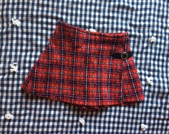 Vintage Baby Skirt 12-18 Months