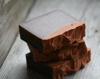 Pumpkin Pie Cold Process Soap