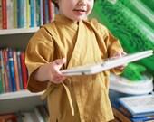 KIDS KIMONO - PDF e pattern - Kids Jinbei - size 5Y