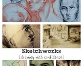 """Online Art Class """"Sketchworks: Drawing With Confidence"""""""