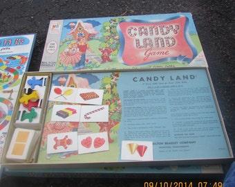 candyland vintage board game