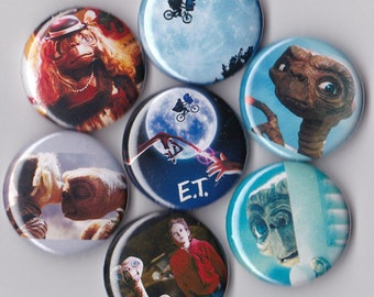 7 E.T. Buttons