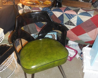 Mid Century Modern Vintage Chair  REDUCED