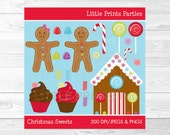 Gingerbread Candy Clipart...