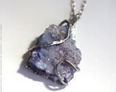 Aqua Aura Necklace