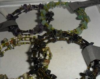 Crystal Healing  60mm Healing Bracelet