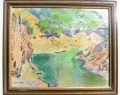 Erle Loran California Gold Country