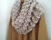 Outlander Inspired Cowl-Bone Color