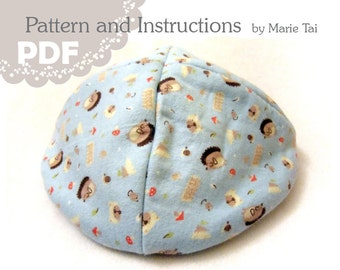 PDF Hedgie Hat Tutorial