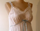 60s Sweet Angel Miss Elaine Nightgown  36b