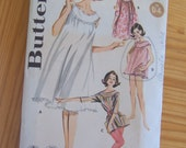 butterick lingerie pattern 2198