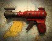1936 Toy Ray Gun Raygun, Vintage Wyandotte Space Pistol, Pop Gun