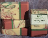 Holiday Cheer Handmade Artisan Soap