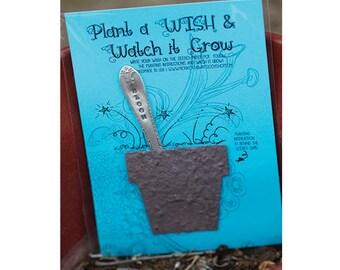 Grow A Wish Seed Paper Kit (E0429)