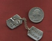 Sterling LEO and WORDS Social Helpful Charms