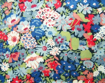 Liberty of London tana lawn fabric thorpe Fat Eighth Liberty Tissu