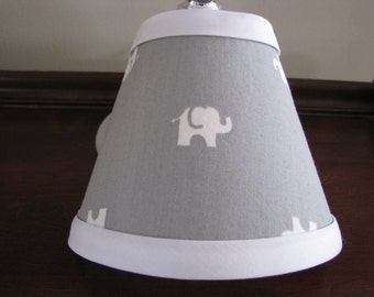 Grey Elephant Night light