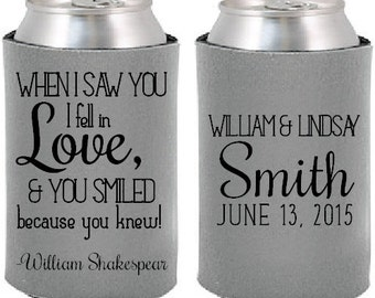 Shakespear Quote Can Cooler