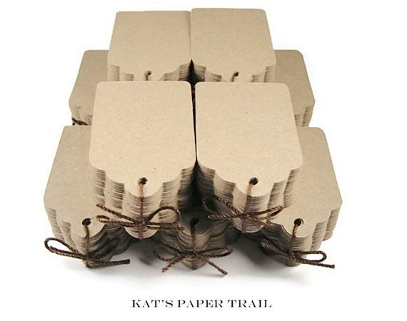 Wedding Favor Tags Bulk : Bulk Tags, Kraft Tag, Paper Tag, Price Tag, Favor Tag, Wedding Tag ...