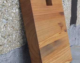 Antique pine chopping block-butcher block-cutting board -cheese board-service board-holiday gift