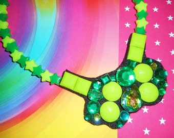 Erin Earns an Emerald Necklace
