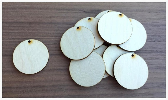 how to cut wood discs
