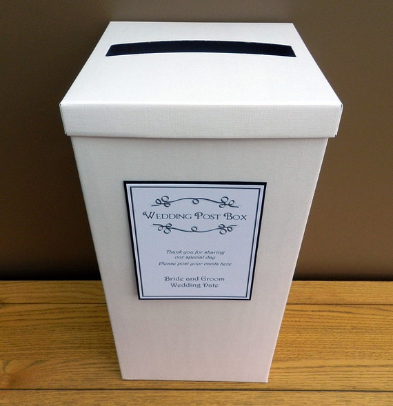 Wedding Reception Card gift Posting Box Birthday Party Decoration ...
