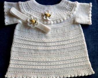 Royal Baby Dress Knitting Pattern : Royal Baby Layette Jacket Dress Bonnet Bootees Shawl 3 Ply ...