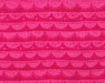 Liberty Fabric Lilly Lace C Pink Tana Lawn Fat Quarter