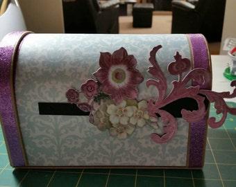 Lovely Mailbox and matching Mini-Album