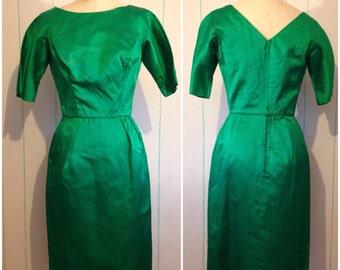 Beautiful 1960's Evening Dress