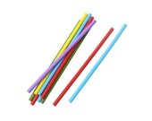 Wooden lollipop sticks - mixed colors round sticks 5 inches